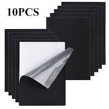 Felt Sheets,Kapmore 10PCS DIY Sticky Back Sheets Self <b>Adhesive</b> ...