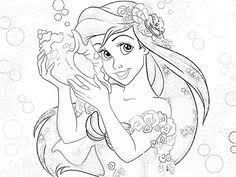 Small Picture Disney Princess Ariel Coloring Pages printable coloring pages