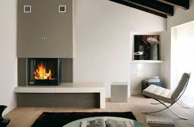 Small Gas Fireplaces For Bedrooms Interior Comely Grey And Red Living Room Decoration Design Ideas