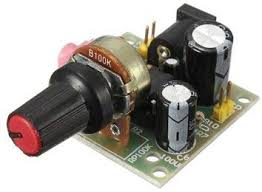 Man Friday <b>LM386 Mini DC 3V</b> To 12V Amplifier Board Signal ...