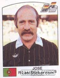 JOSE ROSA DOS SANTOS (REF). 265. Panini UEFA Euro West Germany 1988 - 265