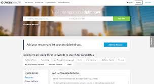 top websites for posting your resume online resume builders reviews careerbuilder s homepage