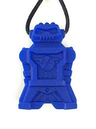 Amazon.com: <b>Robot</b> Chewy- <b>Chewable Jewelry</b> For Boys and Girls ...