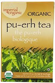 Imperial <b>Organic Tea</b>, <b>Pu-Erh</b>, 18 Tea Bags: Amazon.ca: Home ...