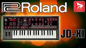 <b>ROLAND JD</b>-<b>XI</b> - супер <b>синтезатор</b> для концертов и студии ...