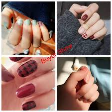 10 Designs Option <b>Nail Art Stamping</b> Image Template Plate 6*<b>12CM</b> ...