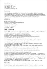 auto cad resume   sales   draftsman   lewesmrsample resume  resume templates electrical draftsman