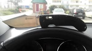 <b>Нож Ganzo G711</b> - нож моей мечты - YouTube