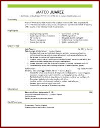 simple resume for teacher sendletters info resume examples for teacher assistant grupo scout marizaba