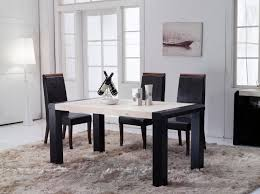 brown marble dining table modern