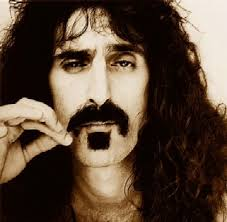 Frank Zappa moustache Let's Not Get Carried Away