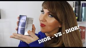 Dior forever skin <b>glow</b>   Dior VS Dior   <b>Dior backstage face and body</b> ...