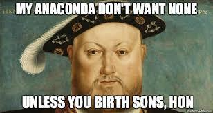 Anaconda Memes | WeKnowMemes via Relatably.com