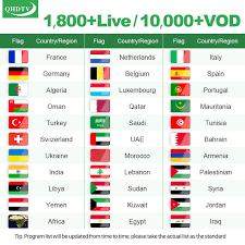 Leadcool QHDTV 1 Year <b>IPTV</b> France <b>Arabic RK3229</b> Android <b>IPTV</b> ...