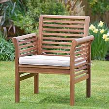 Plant Theatre <b>2-Seater</b> Hardwood <b>Garden Sofa with</b> Cushion included