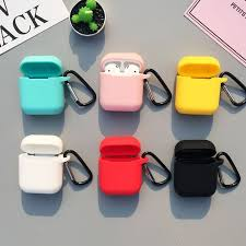 i12 i11 AirPods Case Earphone Protective <b>Silicone Cases</b> Covers ...