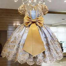 <b>Baby Girl вышитые</b> платье Новый год вечерние платья ...