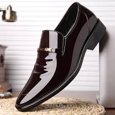 New <b>Business Dress</b> Men Shoes Classic <b>Leather</b> Men's Suits Shoes ...