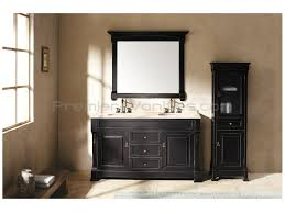 bathroom vanity 60 inch: brilliant bathroom black bathroom vanity  inch double sink vanity  for bathroom double vanity