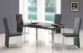 Black And White Kitchen Table Design Modern White Dining Room Sets Modern Dining Room Sets