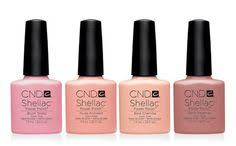 Capture the essence of natural beauty with the NEW <b>CND Shellac</b> ...