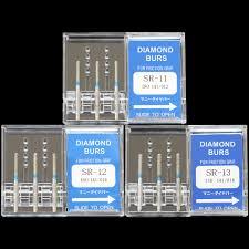 <b>10 Boxes</b> (30 Pcs) <b>Dental Diamond</b> Burs SR 11 / SR 12 / SR 13 ...