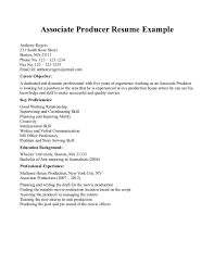 executive producer resume examples cipanewsletter executive producer resume s producer lewesmr