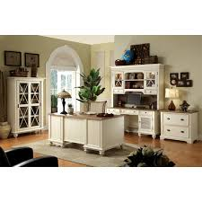 riverside 32535 coventry two tone executive desk amaazing riverside home office executive desk