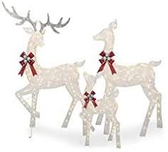 Christmas Deer - Amazon.com