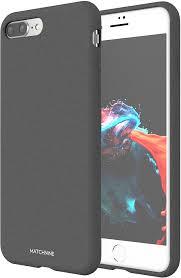 <b>Matchnine Jello Pebble чехол</b> для iPhone 7 Plus/8 Plus, Dark Gray ...