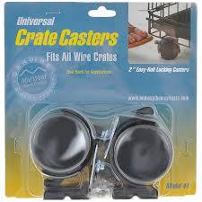 "<b>Колеса для клеток Midwest</b> ""Universal Crate Caster ..."