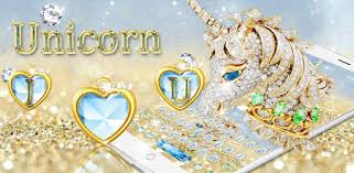 <b>Diamond Unicorn</b> Keyboard Theme - Apps on Google Play