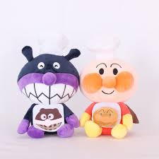 New Arrival Japanese Adorable <b>Bread Superman And Bacteria</b> Boy ...