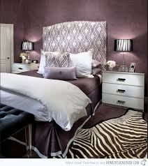 purple hued bedroom with zebra striped rug 15 ravishing purple bedroom designs carpets bedrooms ravishing home