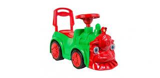 <b>Каталка Orion Toys Паровозик</b> - Акушерство.Ru