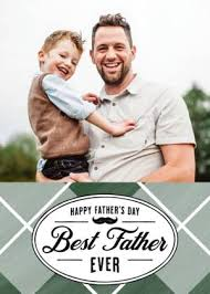 <b>Best Father Ever</b> - Father's Day Cards