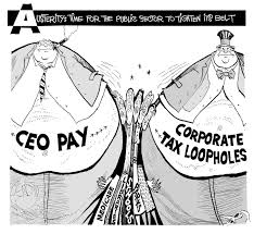 Image result for greed is hurting the economy