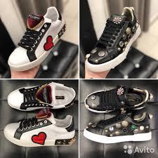 Кеды Dolce&Gabbana - Личные вещи, Одежда, обувь ...