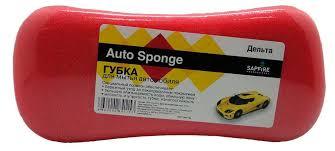 <b>Губка для мытья автомобиля</b> Sapfire «Дельта» SGM-0502 - купить ...