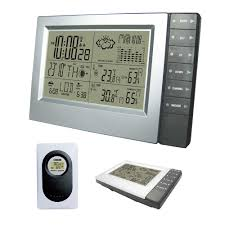 Detail Feedback Questions about <b>DYKIE Weather</b> Station Indoor ...