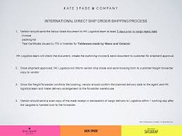 kate spade company all rights reserved ppt 17