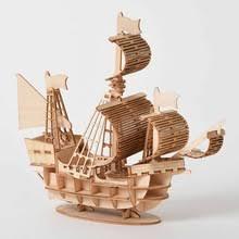Горячие новые деревянные <b>сборные модели DIY</b> Парусный ...