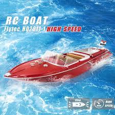 20km/H High Speed <b>RC Boat Toy</b> Model Wireless <b>Remote</b> Control ...