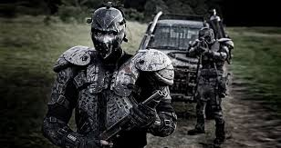 Image result for ARMOR FOR ZOMBIES