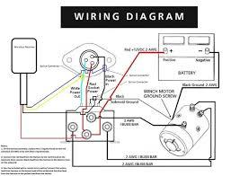 warn winch wiring diagram 3 solenoid wiring diagrams ramsey winch wiring diagram image about