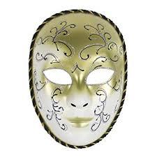 LJJOZ <b>Halloween Mask</b> Horror Plastic <b>Headgear Grimace</b> Mask Full ...