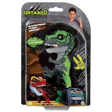 <b>Интерактивная игрушка</b> робот <b>WowWee</b> Fingerlings <b>динозавр</b> ...