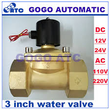online buy whole 3 wire solenoid from 3 wire solenoid 2 way brass water valve 3 inch solenoid valve 220v ac normally close wire lead type