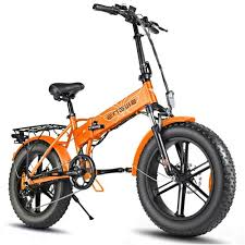 <b>ENGWE EP</b>-<b>2 500W</b> 20 inch Fat Tire Electric <b>Folding</b> Bicycle ...
