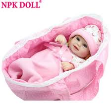 50cm new soft body silicone reborn baby doll toys lifelike